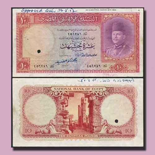 A-rare-Egyptian-note-sold-for-41,000-pounds!