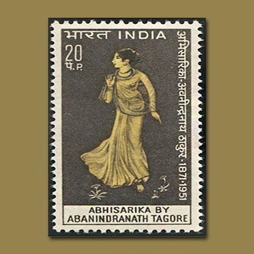 Abanindranath-Tagore-was-born