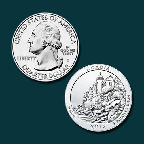 Acadia-National-Park-Quarter-Dollar