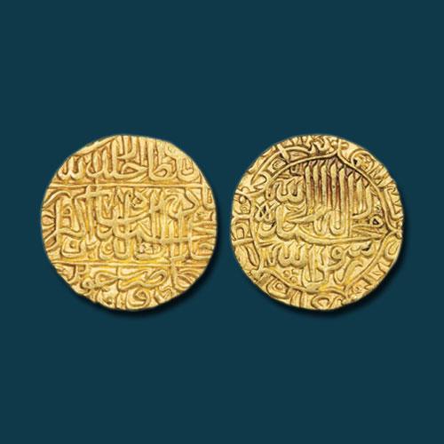 Akbar-Gold-Mohur-Listed-For-INR-1,60,000