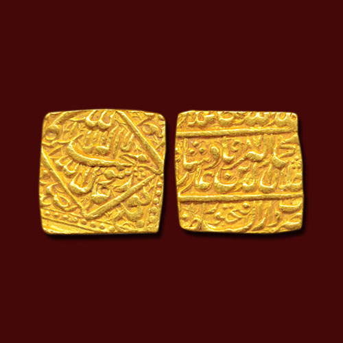 Akbar-Square-Heavy-Gold-Mohur-Listed-For-INR-2,25,000