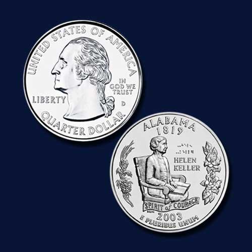 Alabama-State-Quarter-Dollar