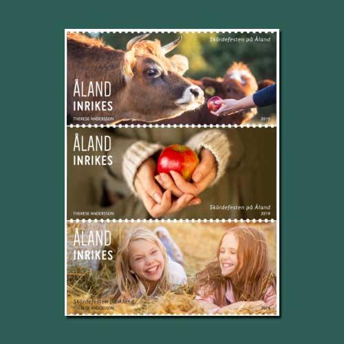 Aland-Post-celebrates-Harvest-festival-with-stamps