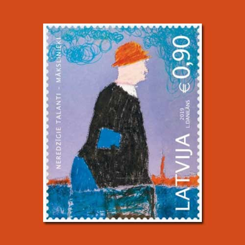 Amazing-stamp-issued-by-Latvia-Post