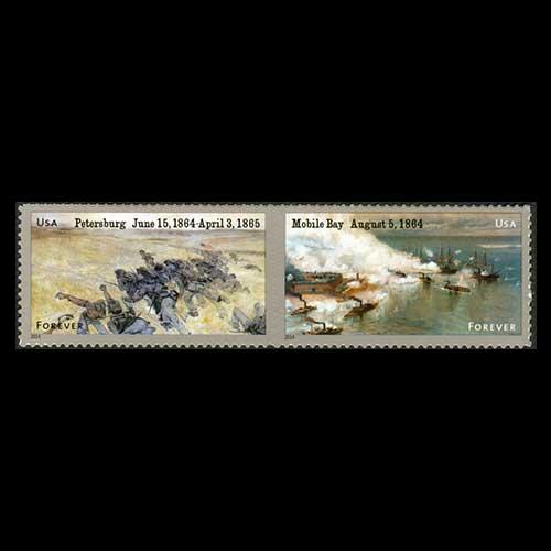 American-Civil-War-Commemorative-Stamp