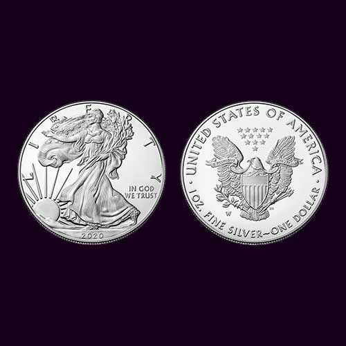 American-Silver-Eagle-Coins-