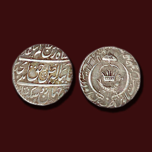 Amjad-Ali-Shah's-Silver-Rupee