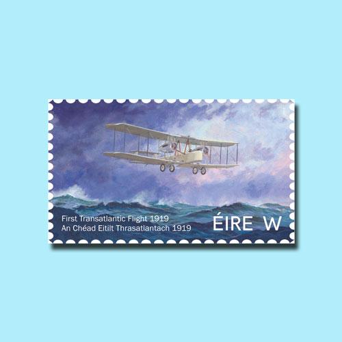 An-Post-Marks-Centenary-of-First-Transatlantic-Flight