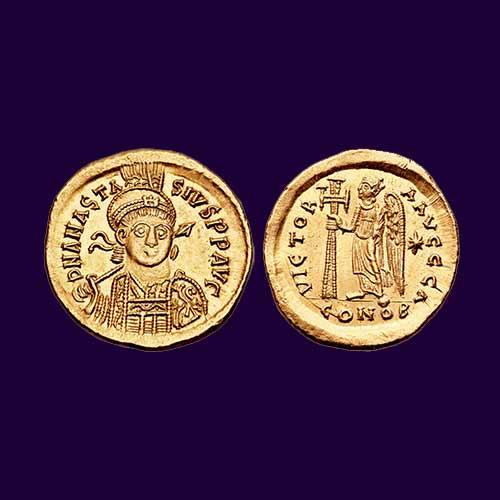 Anastasius-I-Dicorus