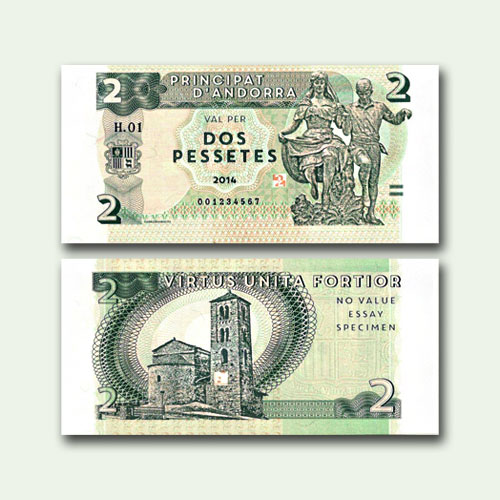 Andorra-2-Pessetes-banknote-of-2014