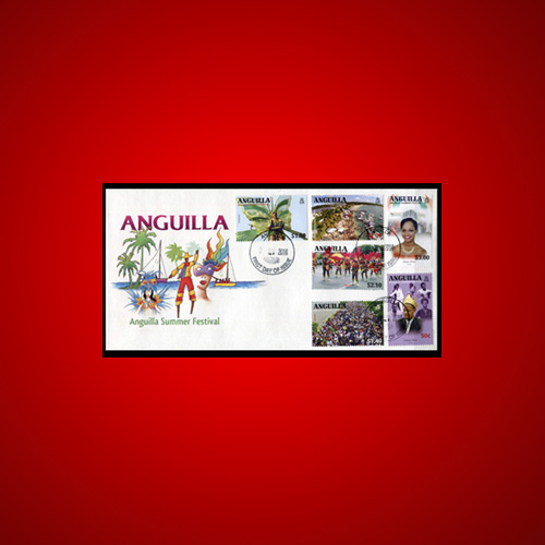 Anguilla's-Summer-Festival-Stamps