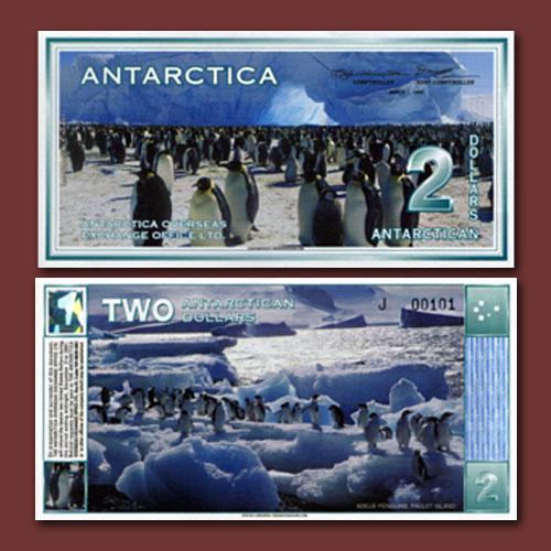 Antarctica's-2-Dollars