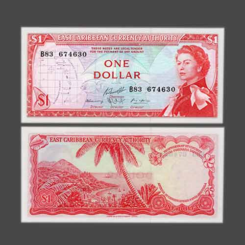 Antigua-and-Barbuda-1-Dollar-banknote-of-1965