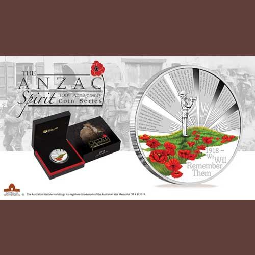 Anzac-Spirit-100th-Anniversary-Coin-Series