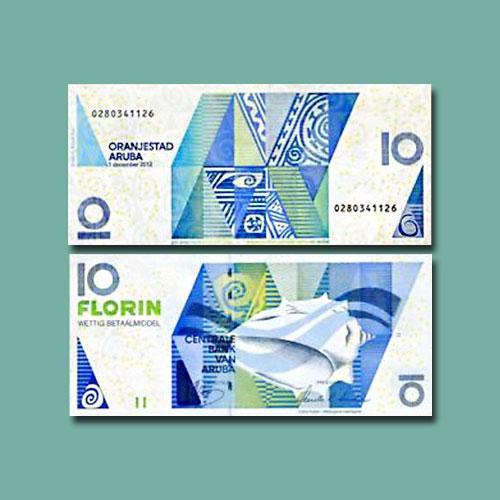 Aruba-10-Florin-banknote-of-2003