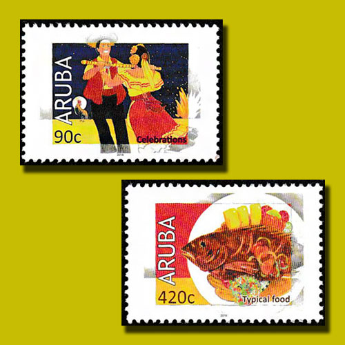 Aruban-Culture-Stamps-of-2018