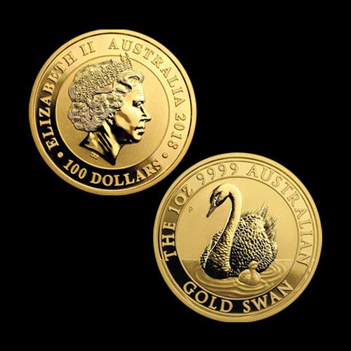 Australia-1-oz-Gold-Swan-2018