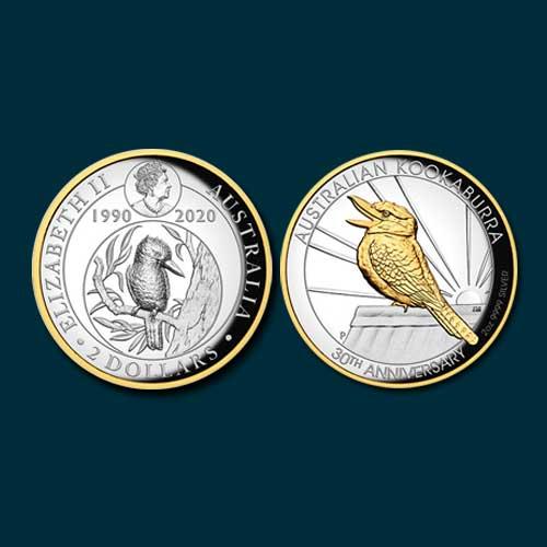 Australian-Kookaburra-Proof-Coin
