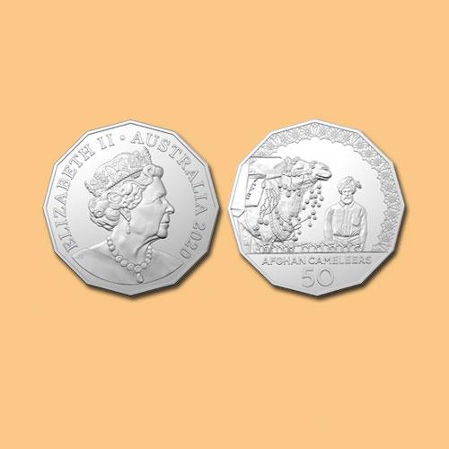 Australian-Mint-Honours-Afghan-Cameleers