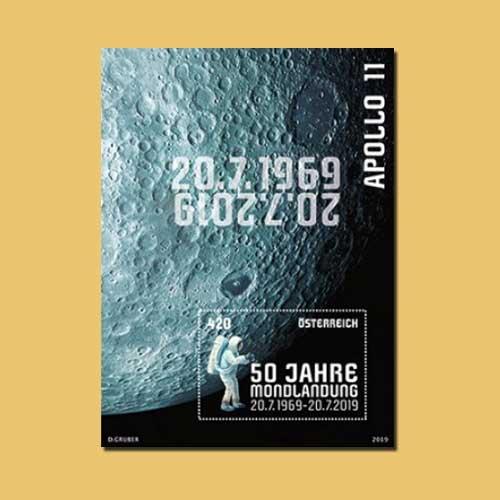 Austria-Post-celebrates-50th-anniversary-of-Man-on-Moon