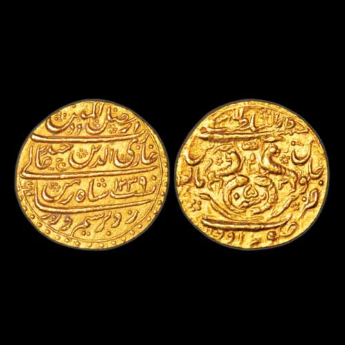 Awadh-Gold-Ashrafi-Sold-For-80,000