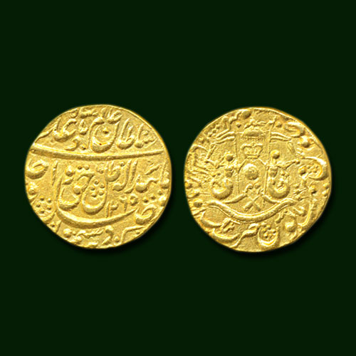 Awadh-Nawab-Gold-Mohur-Listed-For-INR-60,000