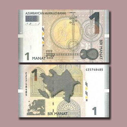 Azerbaijan-1-Manat-banknote-of-2009