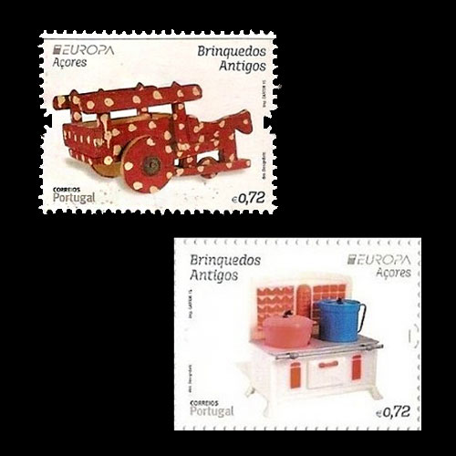 Azores's-Old-Toys-Stamps-for-Europa