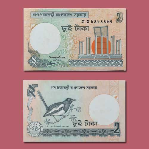 Banknote-of-Bangladesh