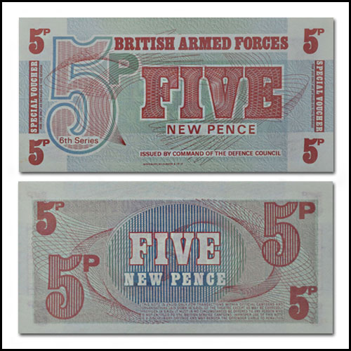 Banknotes-of-British-Armed-Forces:-5-New-Pence