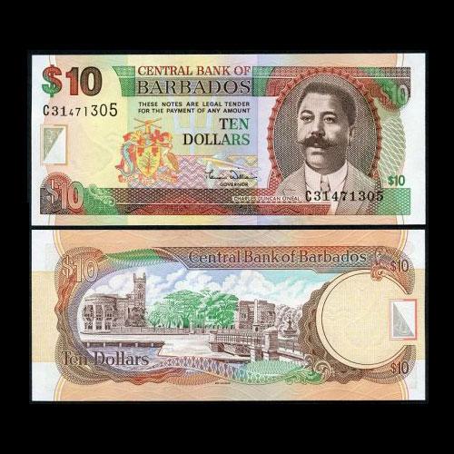 Barbados-10-Dollar-Banknote-of-2000