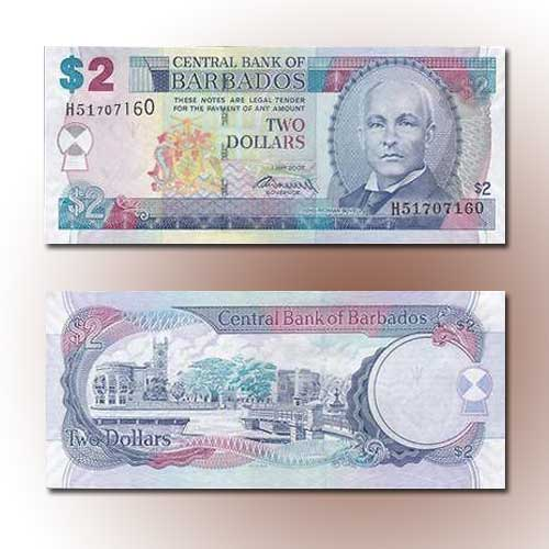 Barbados-2-Dollars-2007