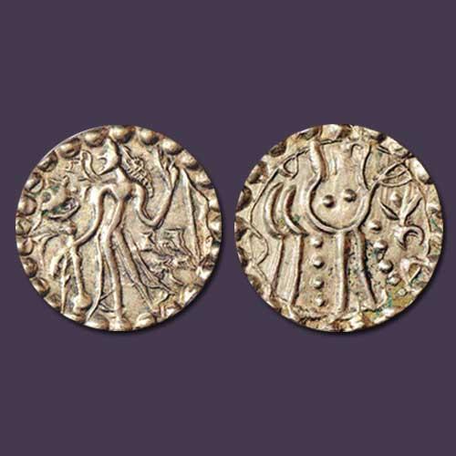 Base-gold-coin-of-Samatata
