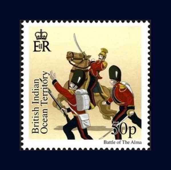 Battle-of-Alma-Commemorative-Stamp