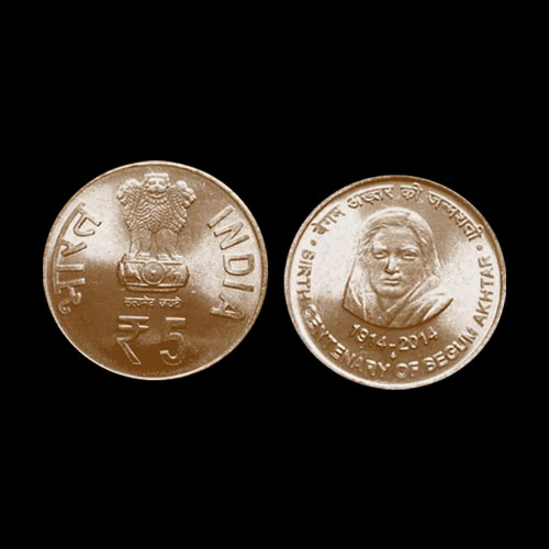 Begum-Akhtar-Commemorative-Coin