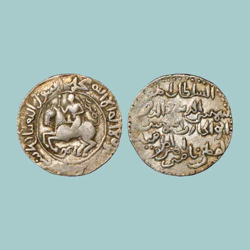 Bengal-Sultanate-coins-in-the-name-of-Shams-Al-Din-Iltutmish