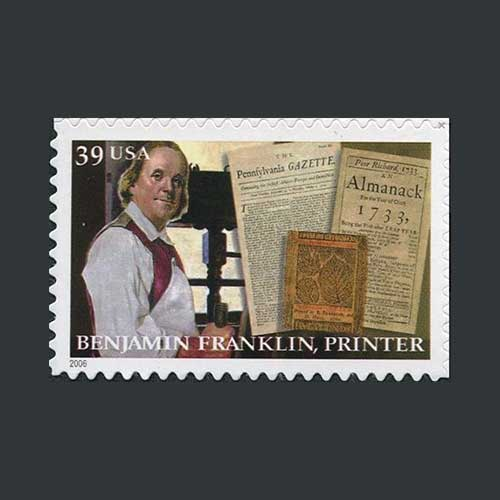 Benjamin-Franklin's-Poor-Richard-Almanack-Published-Today