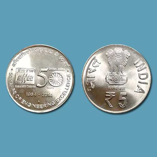 BHEL-Commemorative-Coin