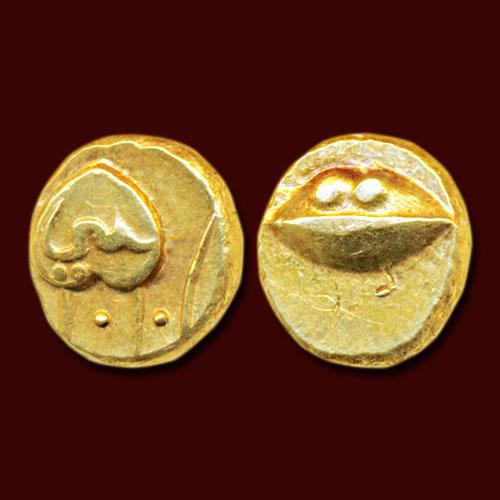 Bijapur-Sultanate-Hudki-gold-pagoda