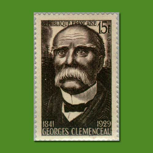 Birth-Anniversary-of-Georges-Eugene-Benjamin-