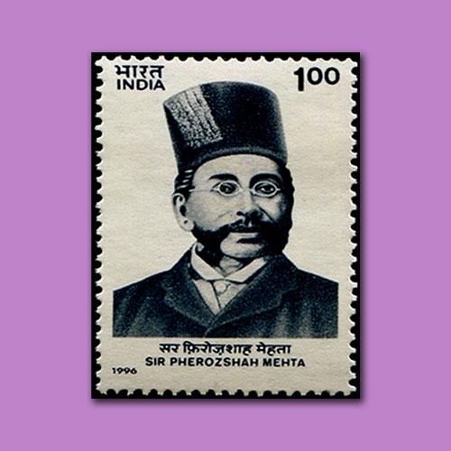 Birth-Anniversary-of-Pherozshah-Merwanji-Mehta-