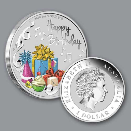 Birthday-Coins!
