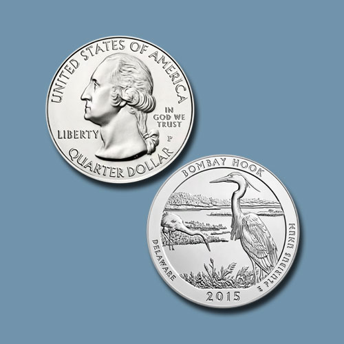 Bombay-Hook-National-Wildlife-Refuge-Quarter-Dollar