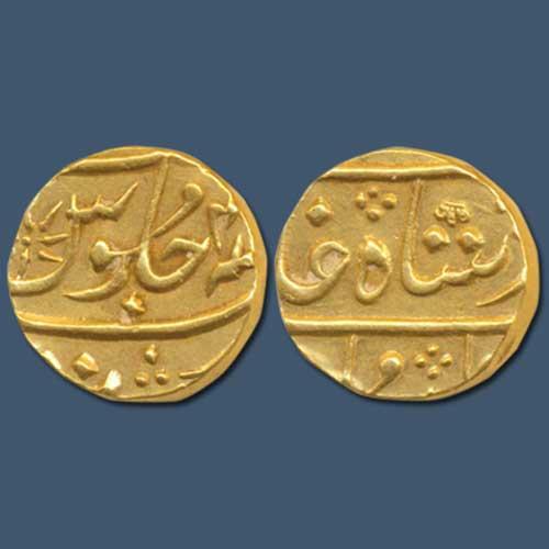 Bombay-Presidency-Gold-Mohur-Listed-For-INR-70,000