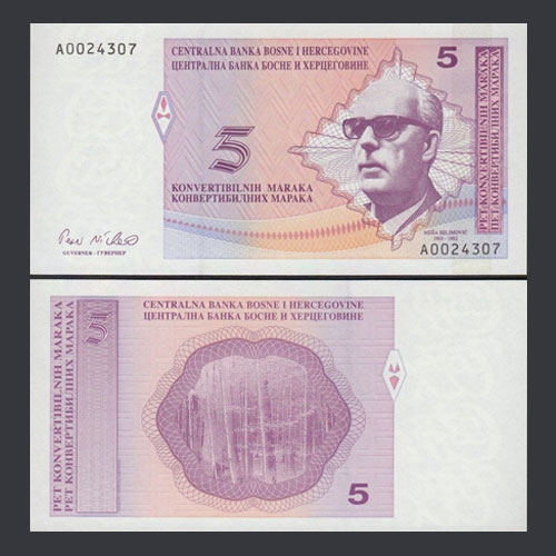 Bosnia-and-Herzegovania-5-Convertible-Marks