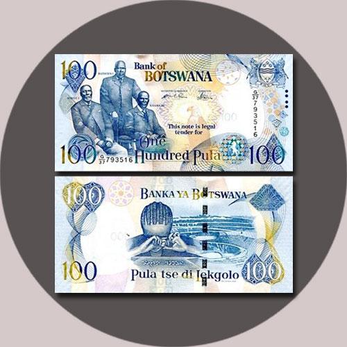 Botswana-100-Pula-banknote-of-2005