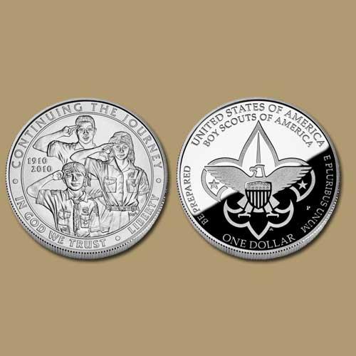 Boy-Scouts-of-America-Centennial-Silver-Dollar