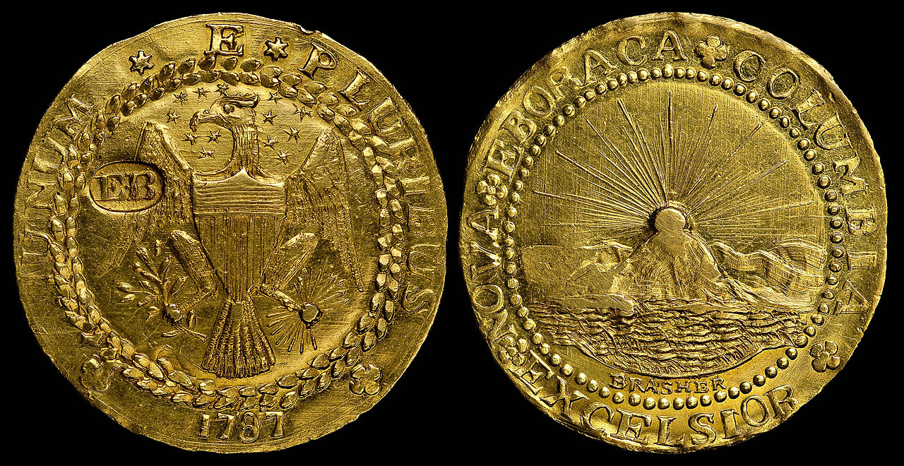 Brasher-Doubloon-of-1787
