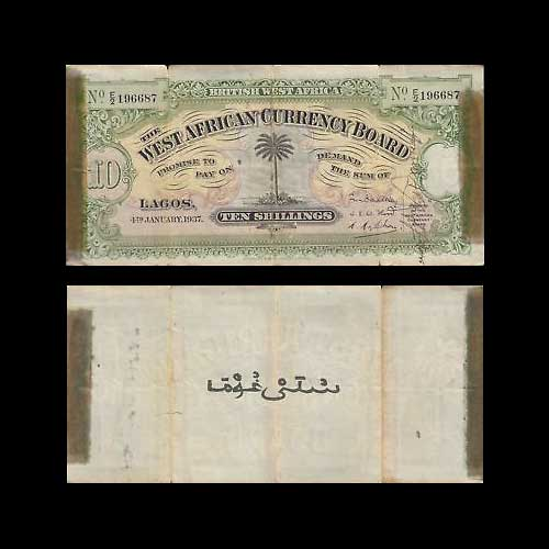 British-West-Africa-10-Shillings-banknote-of-1942