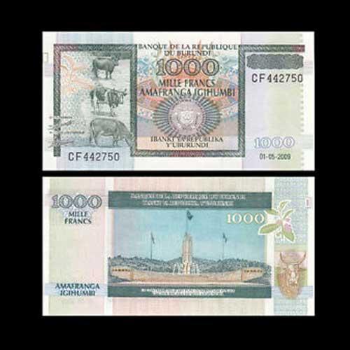 Burundi-1000-Francs-banknote-of-2009